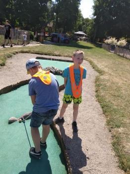 rozgrywki golfowe