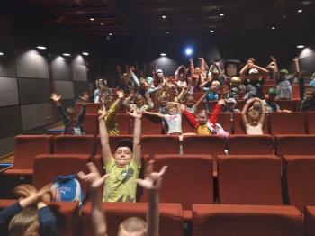 Kino na Bursztynowym szlaku
