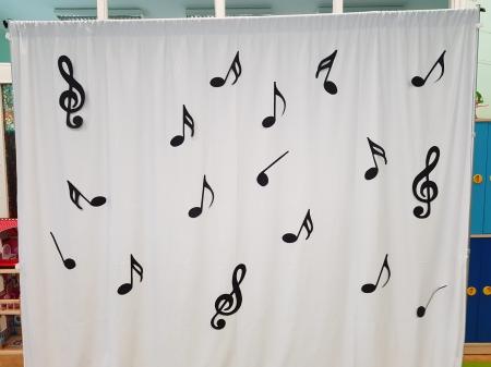 Koncert muzyczny z udziałem p. Agaty- mamy Oliwiera