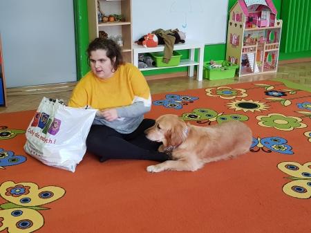 Dogoterapia/Prawa dziecka