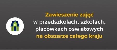 Komunikat Dyrektora  Szkoły do Rodziców i Uczniów