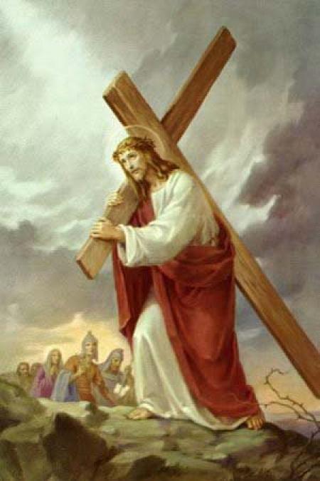 RELIGIA- RAZEM Z JEZUSEM PRZEŻYWAM JEGO DROGĘ KRZYŻOWĄ