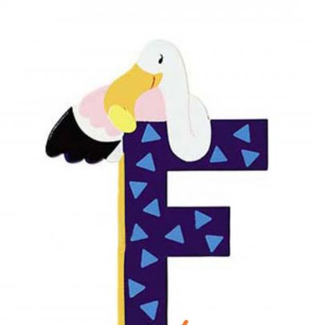 Poznajemy nową literkę-,, F, f
