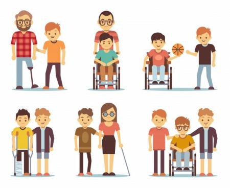 W krainie osób niepełnosprawnych- 27.05.2020r.