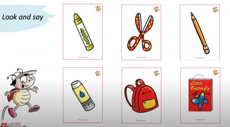 LETS`S GO TO SCHOOL ! - POWTÓRZENIE 01.06.20