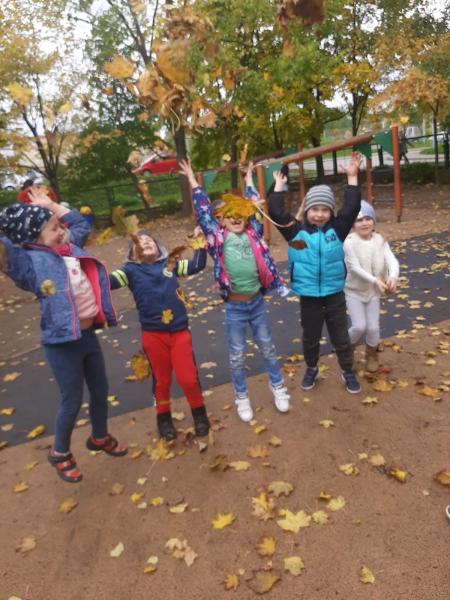 Jesień w grupie 0c