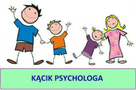 KĄCIK  PSYCHOLOGA