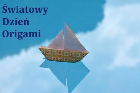 24.10.2020 - Światowy Dzień Origami