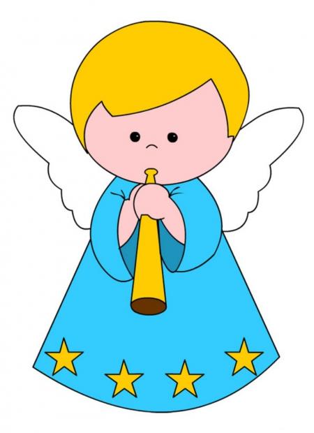 W krainie aniołków (czyli świąteczny chaos)