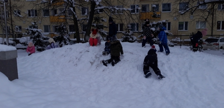Szaleństw zimowych ciąg dalszy ;)