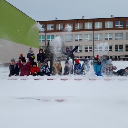 Zimowe zabawy !!!!