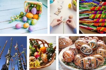Wielkanocne tradycje naszego regionu