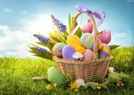 Przygotowania do Wielkanocy. Wielkanocny koszyk