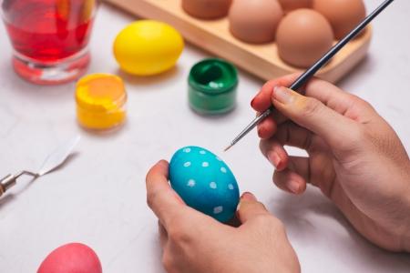01.04.2021 Malowane jajka