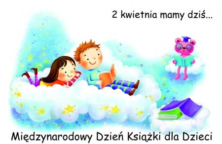 2.04 Międzynarodowy Dzień Książki dla Dzieci