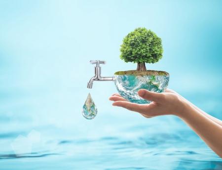 12.04.2021 Dbam o planetę i przyrodę - oszczędzam wodę