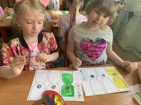 Projekt: Zabawki ekologiczne
